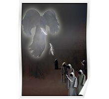 Angel of the Light of God Poster
