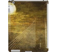 Enter a New Dimension iPad Case/Skin