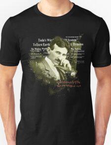 Tesla Wardenclyffe Unisex T-Shirt