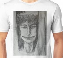 Roxanne - A Portrait Drawing Unisex T-Shirt