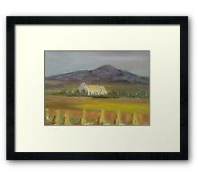 """Golden Memories"" (11 x 8 inches) Framed Print"