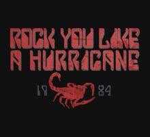 Rock You Like A Hurricane Kids Tee