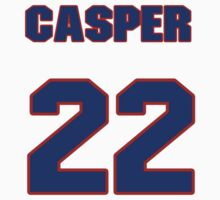 National baseball player Casper Wells jersey 22 by imsport