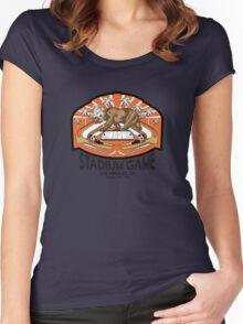 2014 OC Stadium Game T-Shirt Women's Fitted Scoop T-Shirt