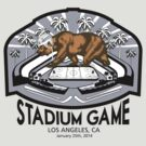 2014 LA Outdoor Game T-Shirt by theroyalhalf