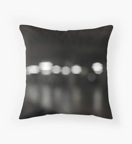 The Light. Throw Pillow
