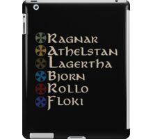 Team Vikings iPad Case/Skin