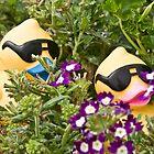 Lets hide ducks by Nala