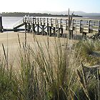 'Jetty - Port Sorell' by Roger Smith