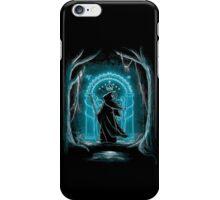 Speak Friend and Enter iPhone Case/Skin