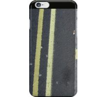 Road Markings iPhone Case/Skin
