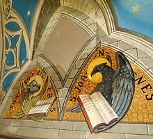 Italian Chapel - Ceiling (5) by kalaryder