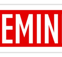 #FEMINIST Sticker