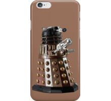 Once a Dalek, Always a Dalek iPhone Case/Skin