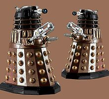 Once a Dalek, Always a Dalek by MyArtefacts