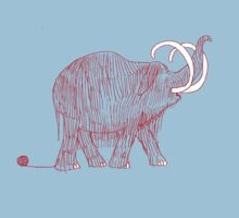 The wooly mammoth by David Barneda