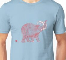 The wooly mammoth Unisex T-Shirt