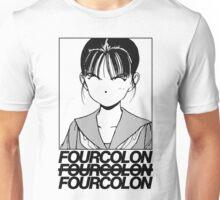FOURCOLON FUKU  Unisex T-Shirt