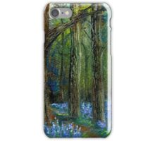 Bluebell Time iPhone Case/Skin
