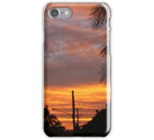Redcliffe Sunset iPhone Case/Skin