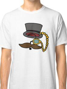 Mysterious Fancy Man  Classic T-Shirt