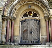 Door's at St. Andrews, Toronto CA 08 by zapatam