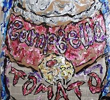 Soup's On, Andy! (Homage to Andy Warhol, 28 Years Later) by kLoB