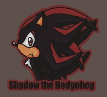 Shadow the Hedgehog -bust- One Piece - Short Sleeve