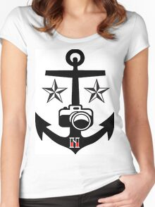 Jeff Newell Photo Women's Fitted Scoop T-Shirt