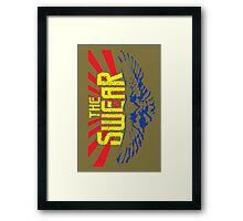The Swear - Japan II Framed Print