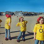 A Bit of Silliness - 6 Sallys by Peter Harpley
