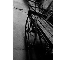 Wagon It Photographic Print