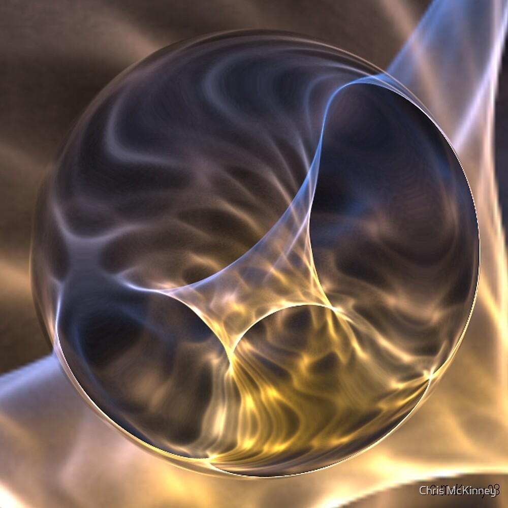Plasma Sphier by Chris McKinney