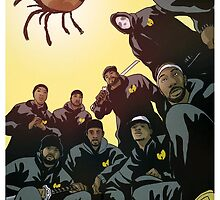 WU TANG CLAN by GeeHale