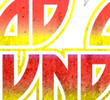 God Of Thunder Sticker