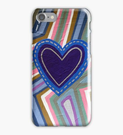 A Heart Above the Rest iPhone Case/Skin