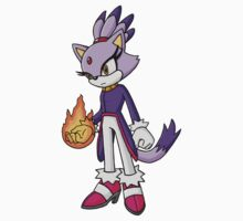 Blaze the Cat Kids Clothes