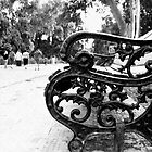 Park Bench by Coralie Pittman