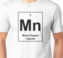 Mosin Nagant Element Unisex T-Shirt