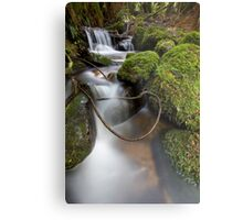 Lasso at Cement Creek Metal Print