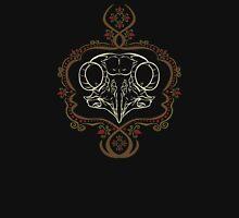 Boreal Owl Skull Unisex T-Shirt