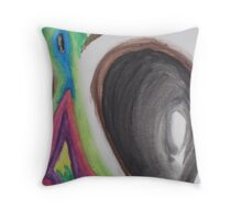 (Untitled Currently) Throw Pillow