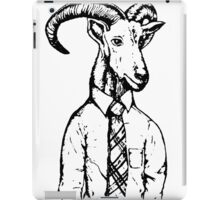 Ram Suit iPad Case/Skin