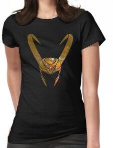 Loki of Asgard Womens Fitted T-Shirt