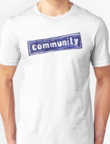 Community Logo T-Shirt