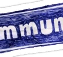 Community Logo Sticker