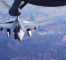 Fill er up! by aeronaut