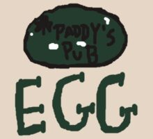 "Paddy's Pub ""Egg"" by henrypenn1"