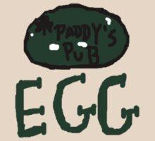 "Paddy's Pub ""Egg"" by henrypenn1"