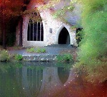 Sacred Silence by Carolyn Staut